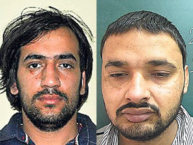 A total of nine gangsters have been killed in a span of three years in the inter-gang rivalry between Neeraj Bawana(Left) and Neetu Dabodia (Right)