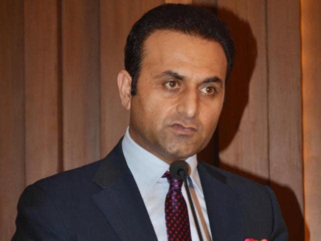 Afghanistan's Ambassador to India Shaida Mohammad Abdali