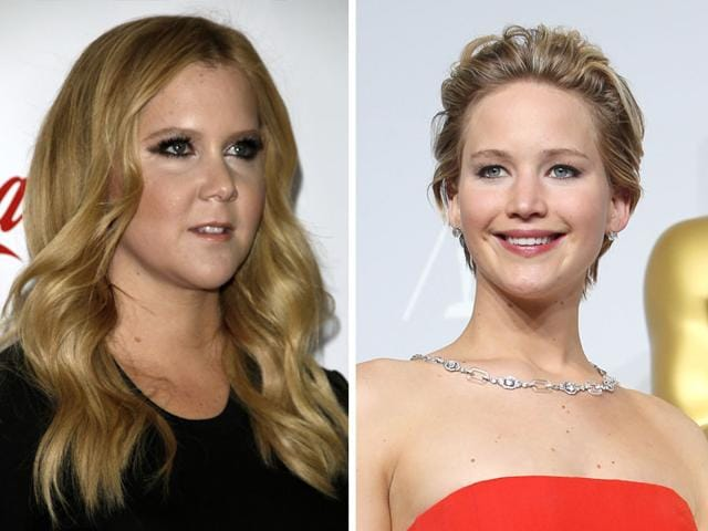 Jennifer Lawrence,Amy Schumer,Jennifer Lawrence Amy Schumer