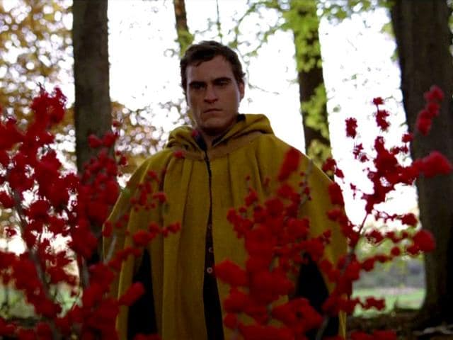 M Night Shyamalan and Joaquin Phoenix may reunite for another movie soon. (Buena Vista Pictures)
