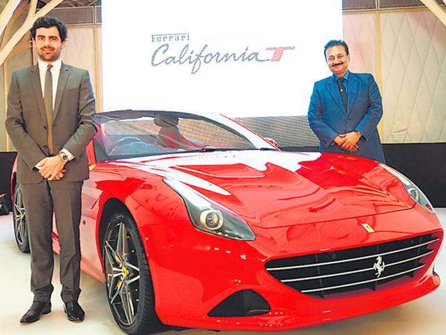 Ferrari,Italian supercar,Navnit Motors
