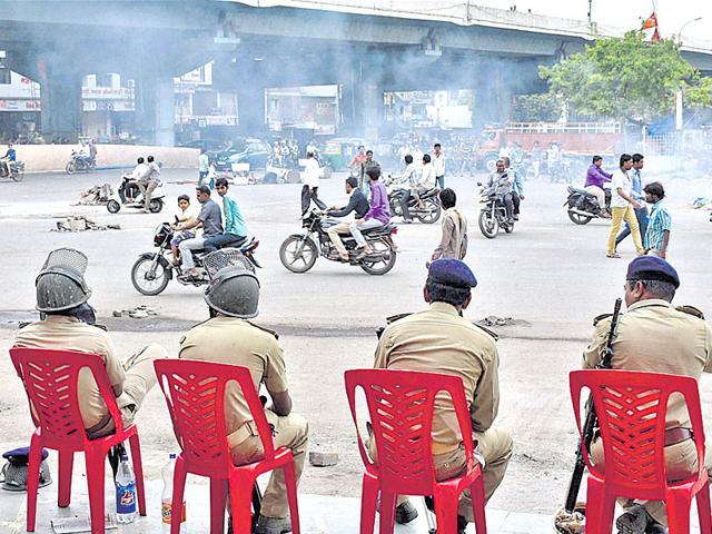 Violence,Patidar community,Gujarat
