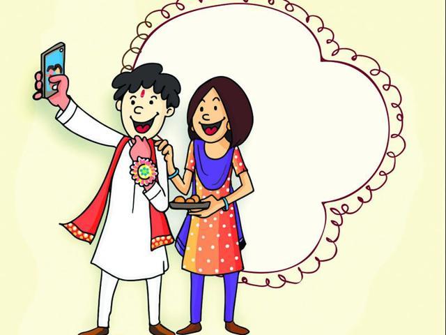 Add #swag to your Raksha Bandhan celebrations.