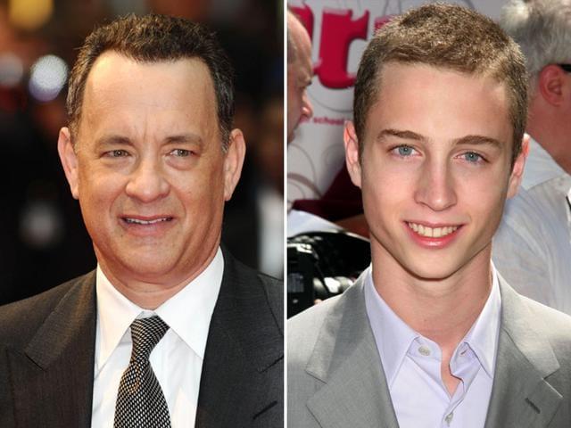 Tom Hanks' son Chet is missing. (Shutterstock)