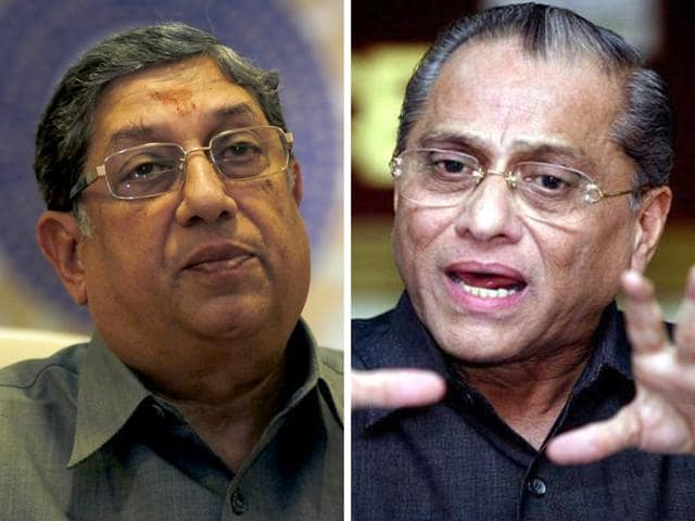 BCCI president Jagmohan Dalmiya adjourned the meeting sine die over lack of legal clarity on the sidelined former chief N Srinivasan's status.