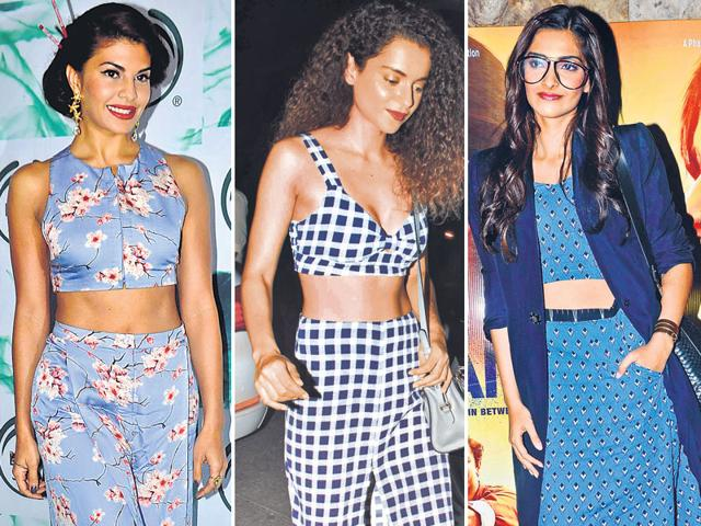 We are loving the all-matchy vibe! Twin sets or coordinated prints are now trending and we've got fashion experts decoding the sartorial playfulness of the hot trend.