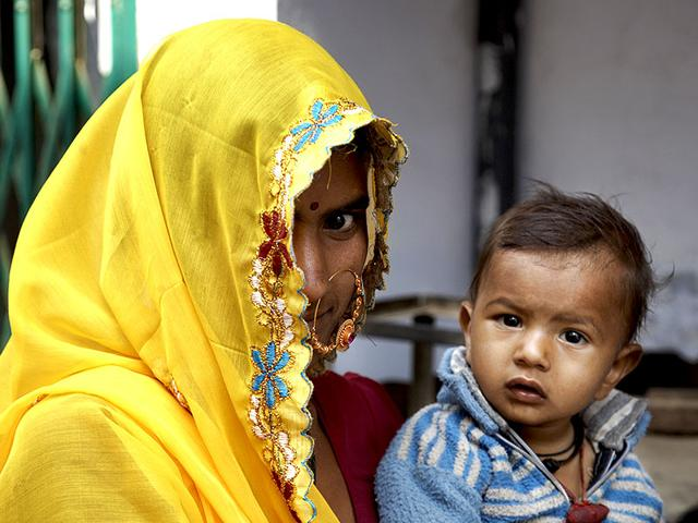 Lowering tetanus deaths to less than one per 1,000 births in India is phenomenal because of the sheer numbers of babies -- 26 million -- born each year. Representative image. (Shutterstock Photo)