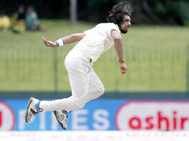 Ishant needs to learn when to trigger his aggression