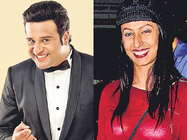 Krushna Abhishek and Kashmira Shah have been dating for nine years.