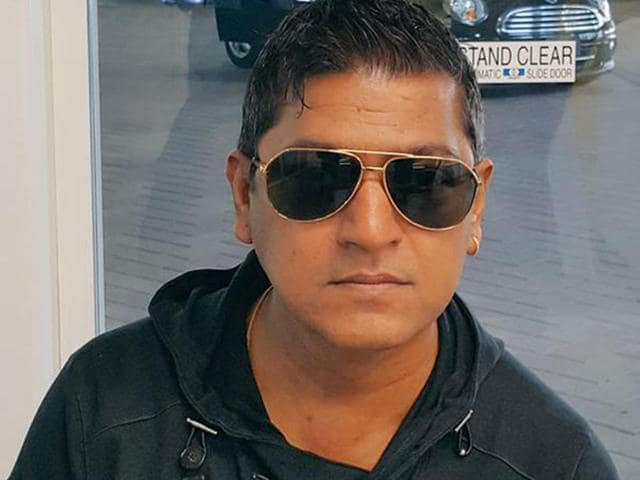 Aadesh Shrivastava was diagnosed with cancer in 2011 which he successfully overcame. (iamaadesh/Twitter)
