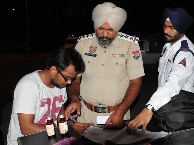 SAS Nagar,Gurmeet Singh Sohal,drinking