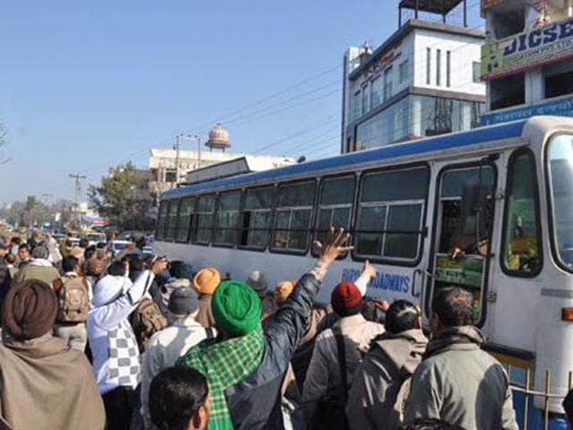 Haryana roadways,roadways buses,Vinay Singh