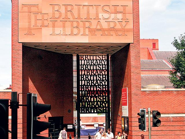 The library turned down the collection as it may contravene Britain's anti-terror laws. (HT File Photo)
