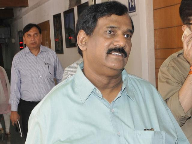 Senior IAS officer K Suresh retired on August 31 and was served the charge-sheet the same day.