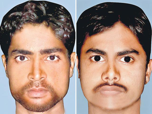Sketches of attackers who killed engineer in Noida released