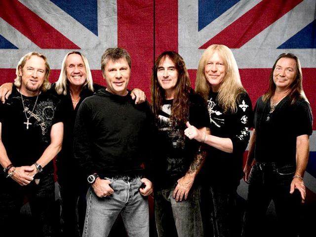 Iron Maiden are an English heavy metal band formed in 1975.