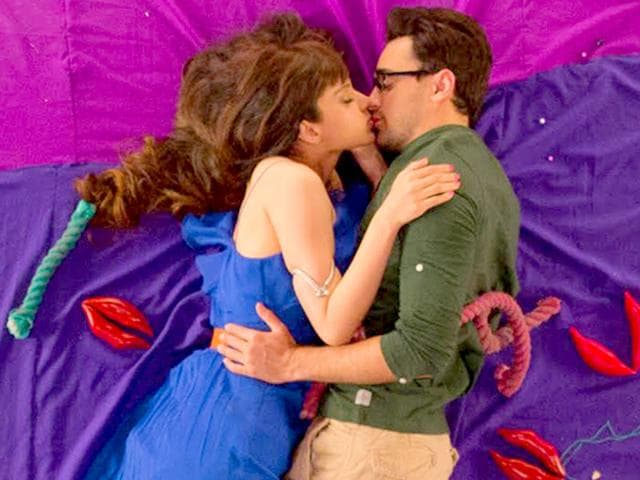 Katti Batti review,Kangana Ranaut,Imran Khan
