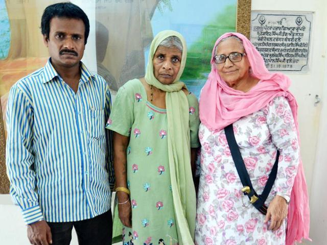 After 15 years, man reunites with mother at Pingalwara