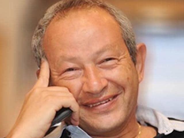 Egyptian billionaire Naguib Sawiris is considering buying an island off Greece or Italy to help migrants. (Image via Twitter, @NaguibSawiris)