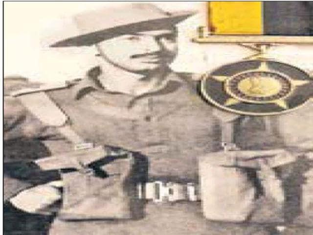 Major Sat Parkash Varma,Indo-Pak war,Jammu and Kashmir
