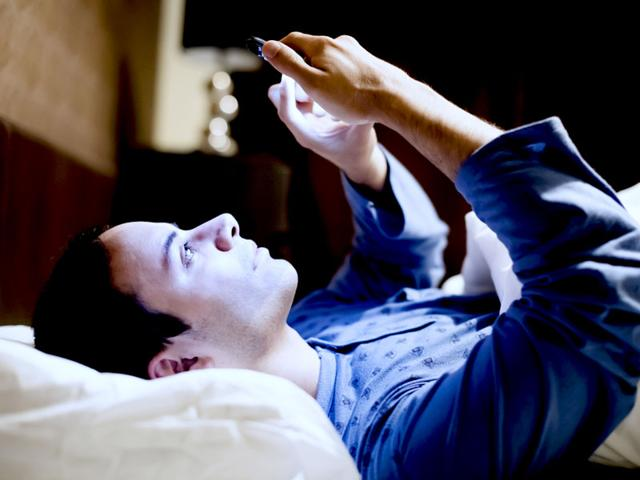 At a time when a debate is raging about smartphone addiction among the millennials (those born after 1980), here comes a way to help you identify if you are suffering from a modern-day phobia: fear of being without your mobile phone. (Shutterstock Photo)