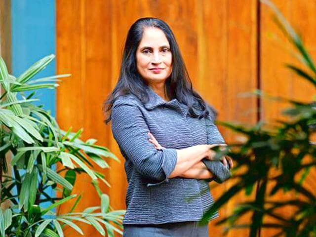 Padmasree Warrior is in the race to become Twitter's next CEO. (Livemint Photo)