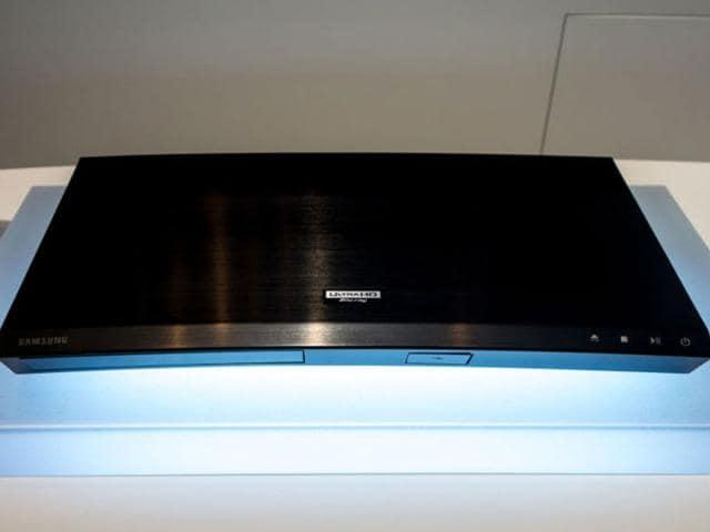 Samsung UBD-K8500 UHD 4K Blu-ray player