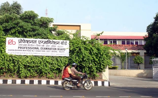 Central Bureau of Investigation,Vyapam scam,MP Professional Examination Board