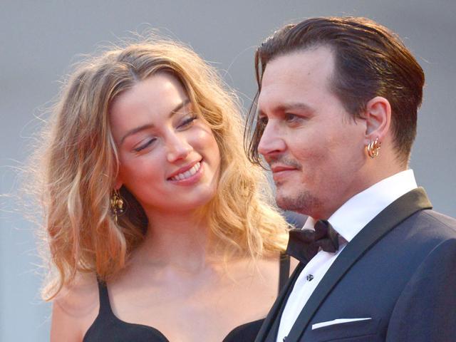 Johnny Depp,Amber Heard,Black Mass