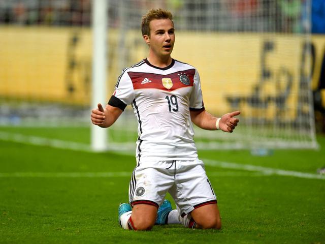 Euro 2016,Germany vs Poland,Mario Goetze