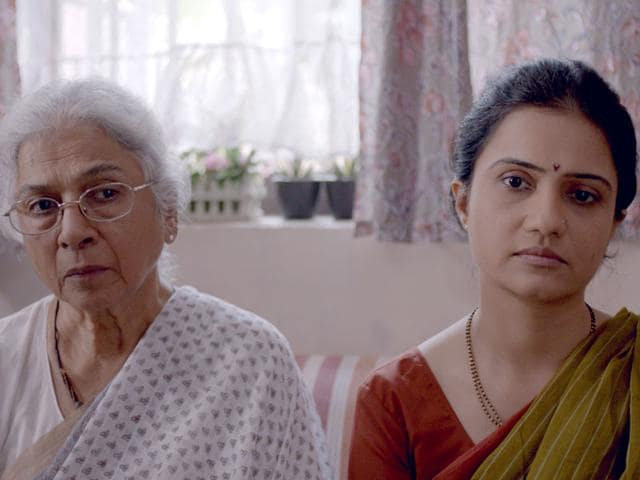 Ruchika Oberoi's film Island City connects three short stories around the common theme of Mumbai. (venice-days.com)