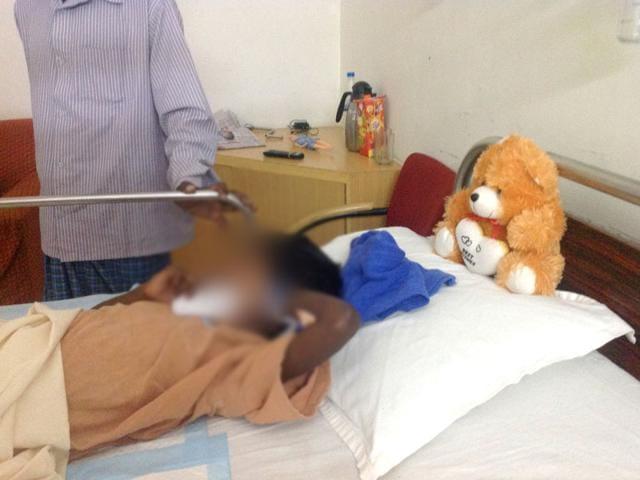 Jharkhand Rape Survivor