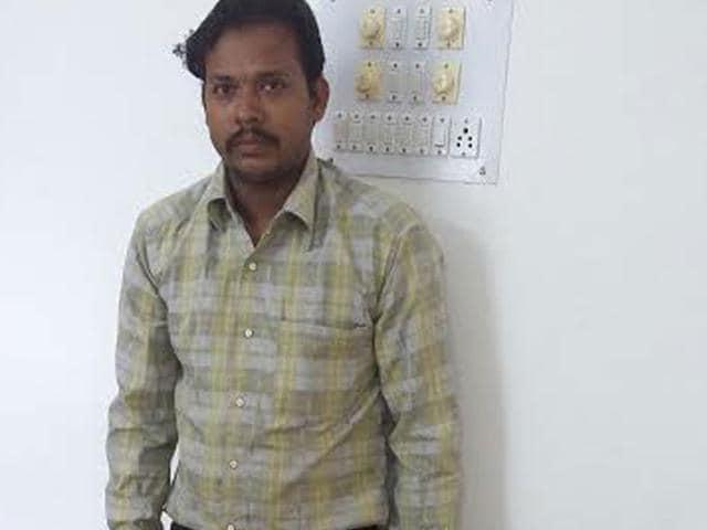 Vikas Shinde,Indore robbery,Union Bank of India