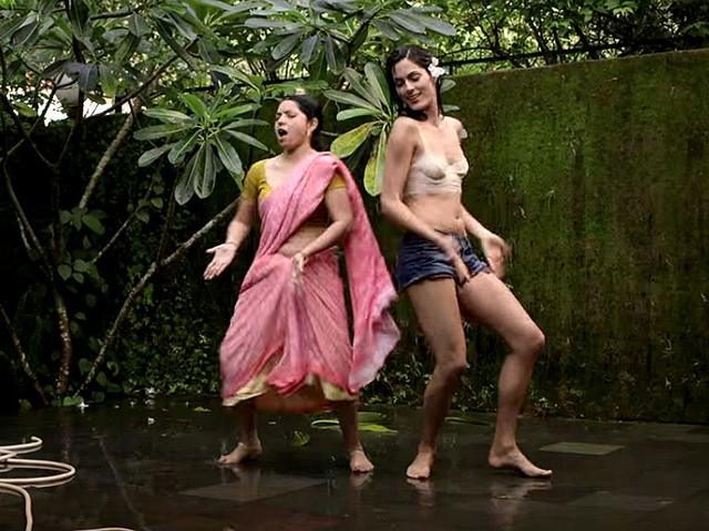 It's not all fun and games in Pan Nalin's Angry Indian Goddesses. (YouTube)