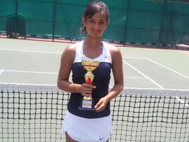 With her latest victory, Mahak has earned 40 ITF points, which will further improve her world ranking.