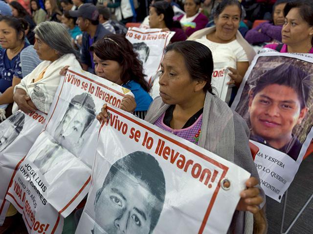 43 abducted Mexican students,Mexico,Enrique Pena Nieto