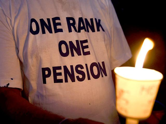 One rank one pension,OROP,Jantar Mantar