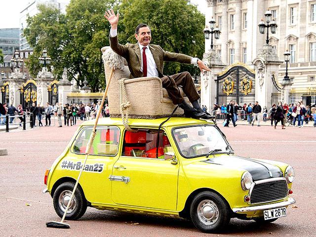 Mr Bean,Mr Bean anniversary,Rowan Atkinson