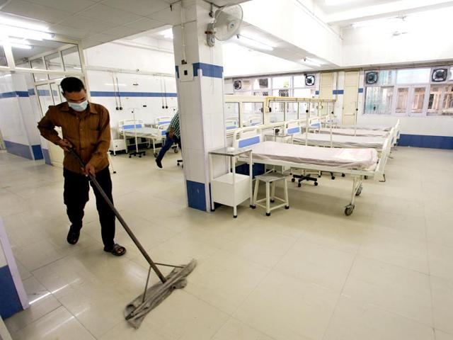 Kashmir floods,A year after Kashmir floods,GB Pant Hospital