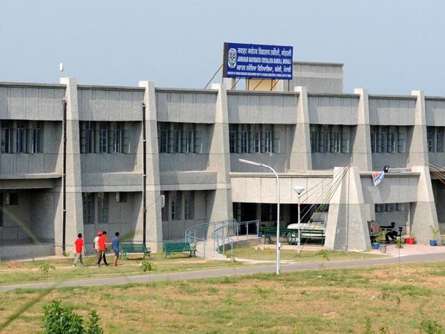 SAS Nagar: Navodaya school unsafe for students, built on riverbed