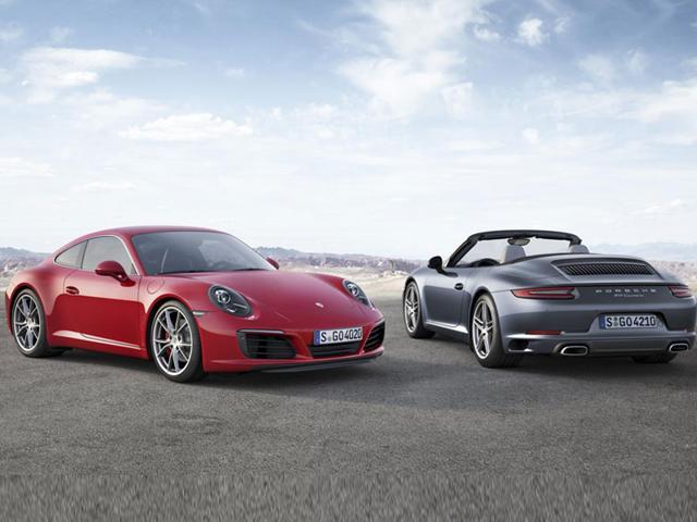New Porsche 911,Frankfurt motorshow