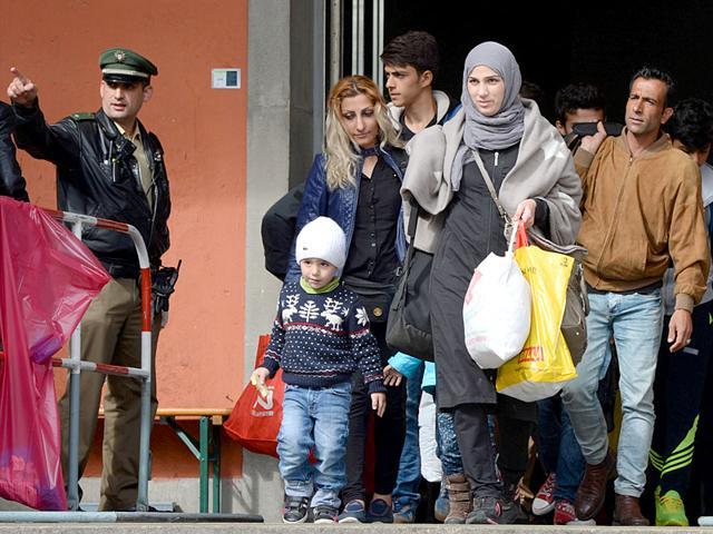 Refugee crisis,Croatia,Hungary