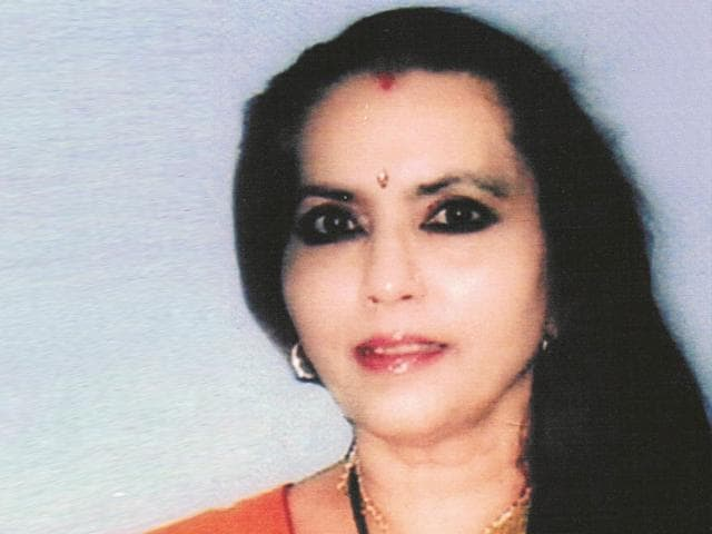 Sandhya Singh's body was found in a marsh near Palm Beach road in January 2013. (HT file photo)