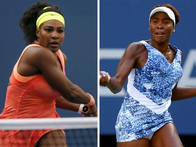 Serena Williams,Venus Williams,William sisters