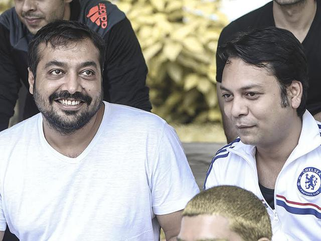 After watching his directorial debut, Meeruthiya Gangsters, filmmaker Anurag Kashyap has asked actor-writer Zeishan Qadri to write and direct the third installment of Gangs of Wasseypur.