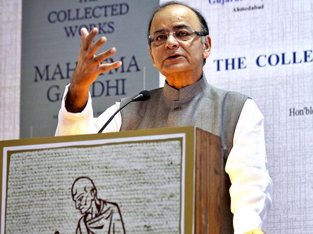 Fundamentals strong, global events won't impact India: Jaitley