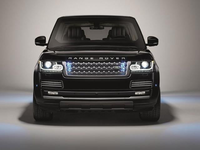Introducing the new Range Rover Sentinel: a luxury fortress on wheels. Photo:AFP