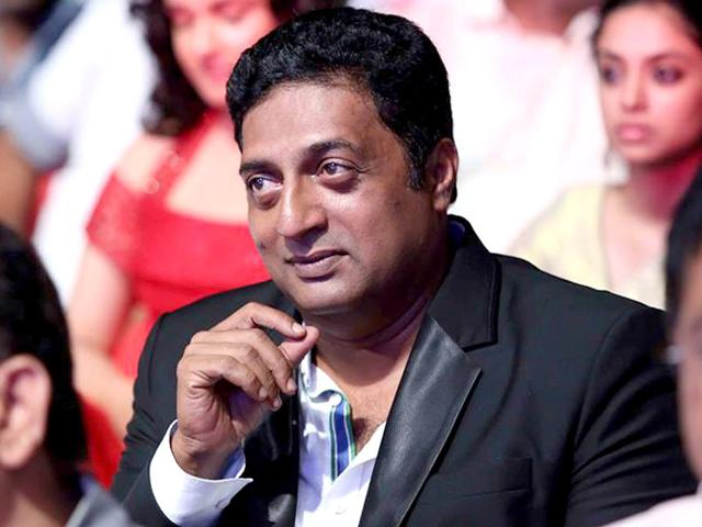 Veteran actor Prakash Raj works in Tamil, Telugu and Hindi film industries. (PrakashRajOfficial/Facebook)