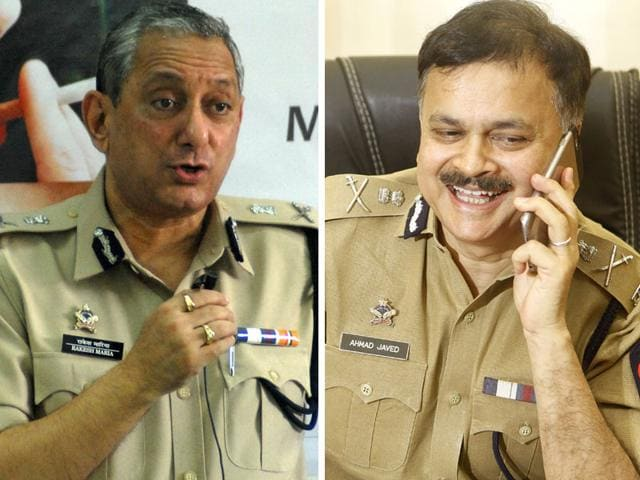 File photo of Mumbai's former police commissioner Rakesh Maria. (HT file photo)