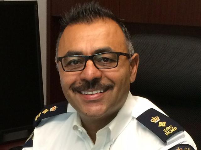 RCMP,Punjab,cop